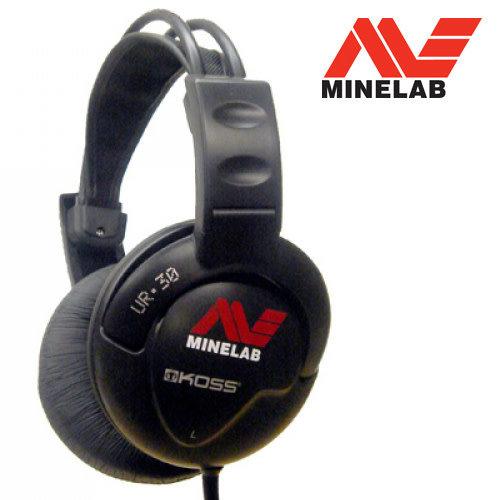Minelab Minelab Koss UR-30 hoofdtelefoon