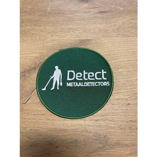 Detect Metaaldetectors Patch van Detect Metaaldetectors