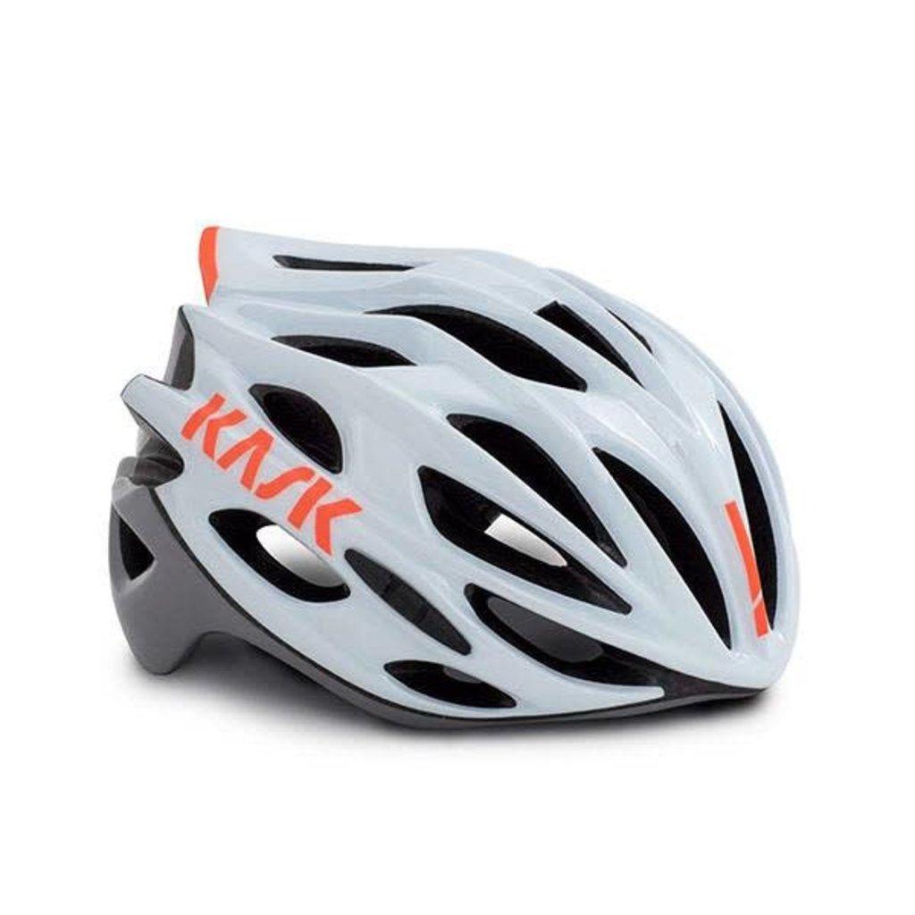 Kask Kask, Mojito X, White/Ash/Orange Fluo, Large