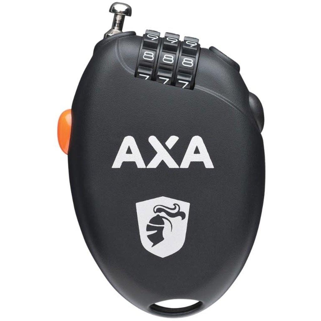 AXA Retractable Combi Lock