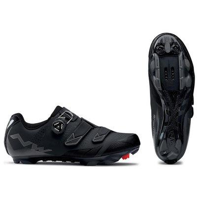 northwave NW Shoes 2018 SCREAM 2 PLUS Black 47