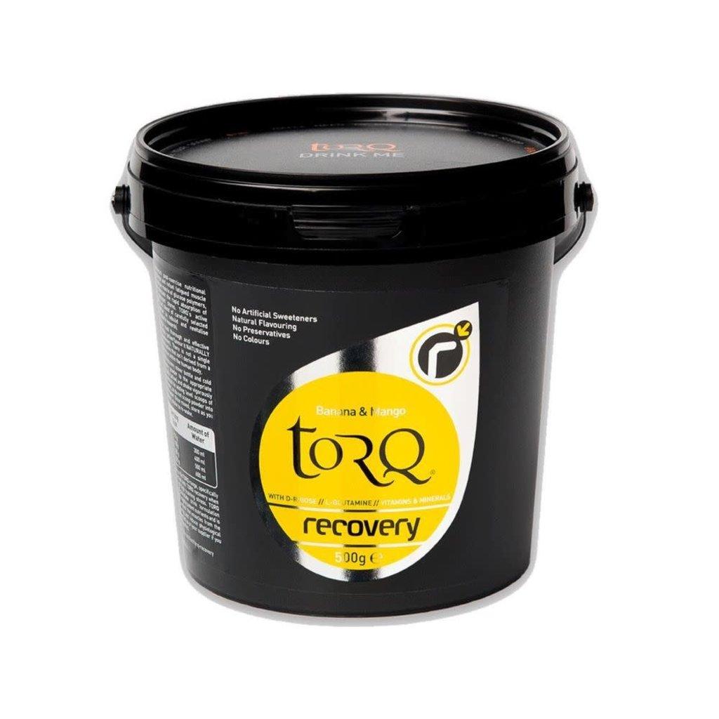 TORQ TORQ RECOVERY DRINK 500G BANANA & MANGO