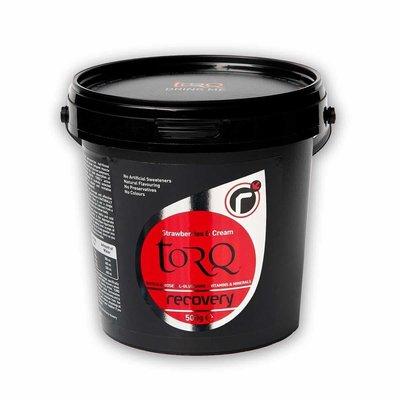 TORQ TORQ RECOVERY DRINK 500G STRAWBERRY & CREAM