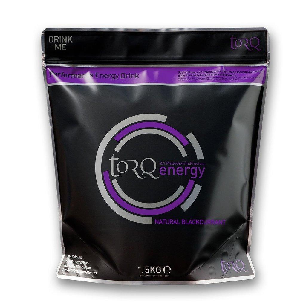 TORQ torq blackcurrant energy 500g