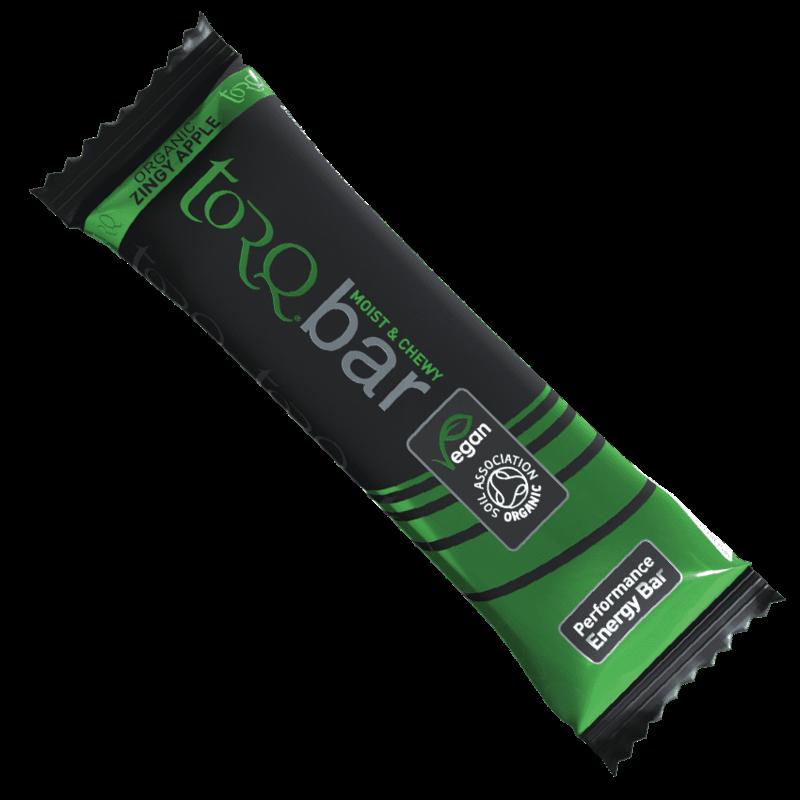 TORQ Torq Organic Energy Bar Zingy Apple