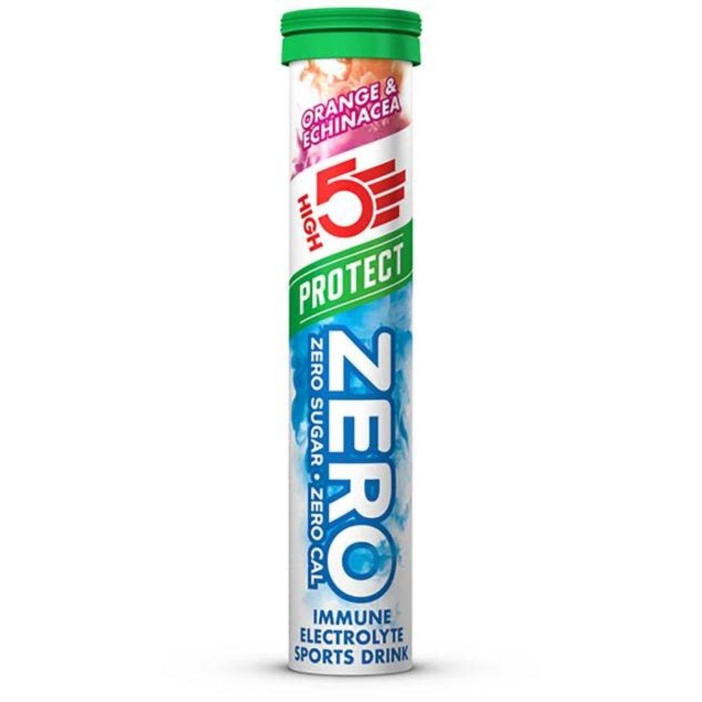 High 5 High 5 ZERO Protect Tabs Orange Echinacea