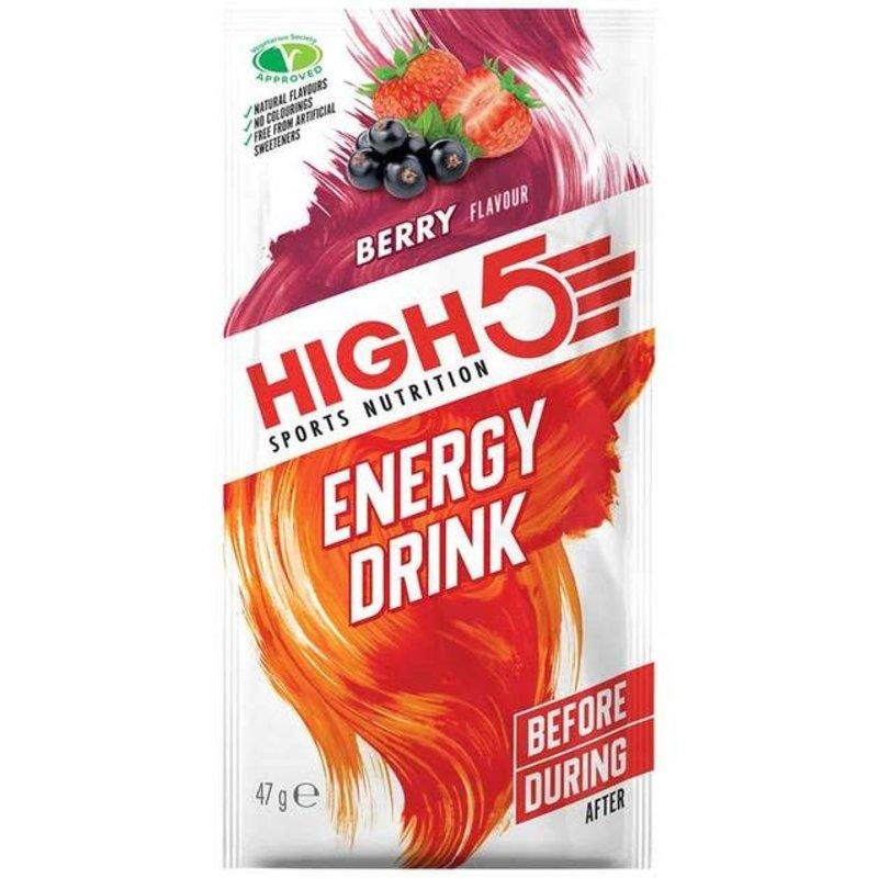 High 5 High5 Energy Drink Sachet Berry