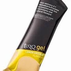 TORQ TORQ ENERGY GEL (15X 45G): LEMON DRIZZLE