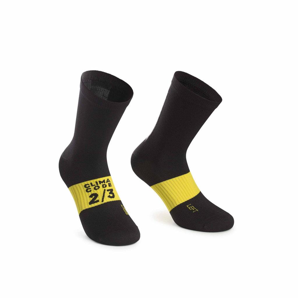assos ASSOS Spring/Fall Socks Size II