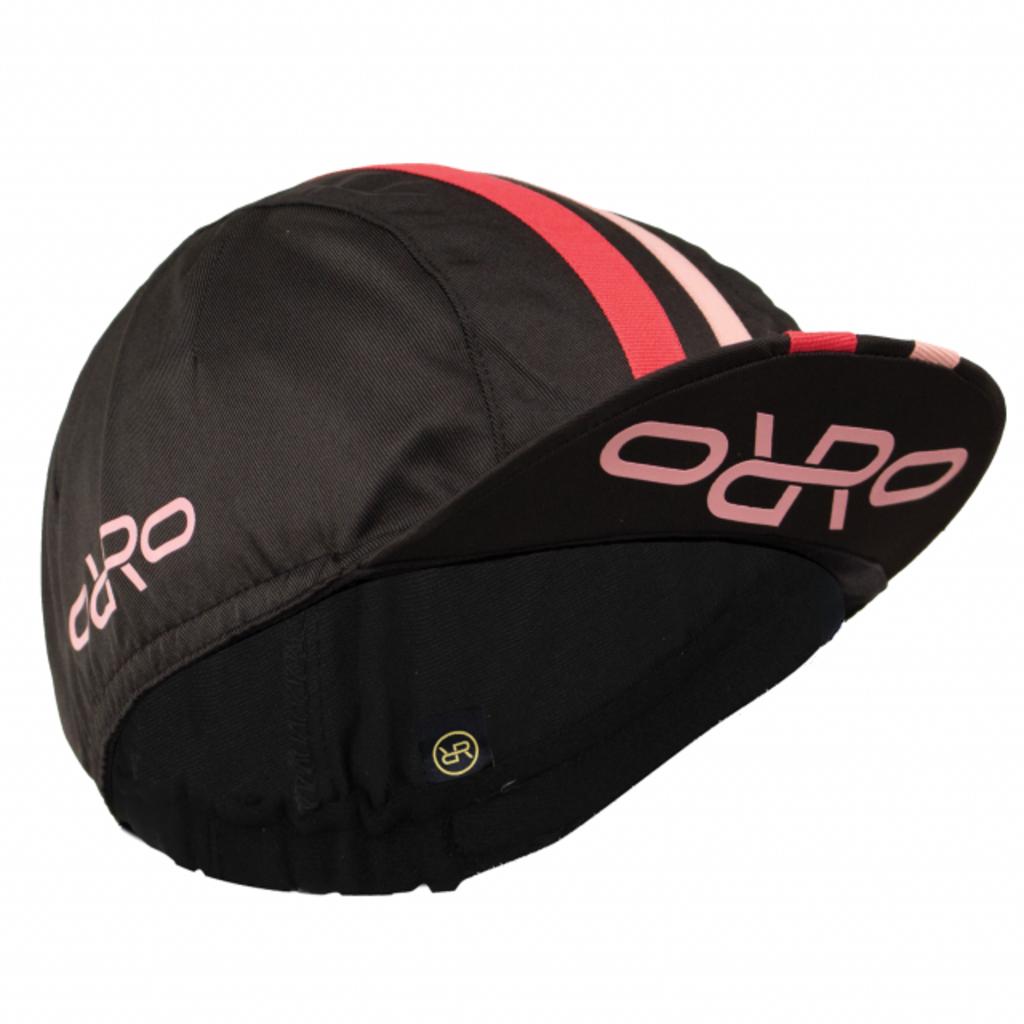 orro Orro Cap Black, Red/Pink