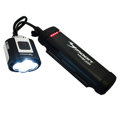 Moon X-power 1800 Front Light Black