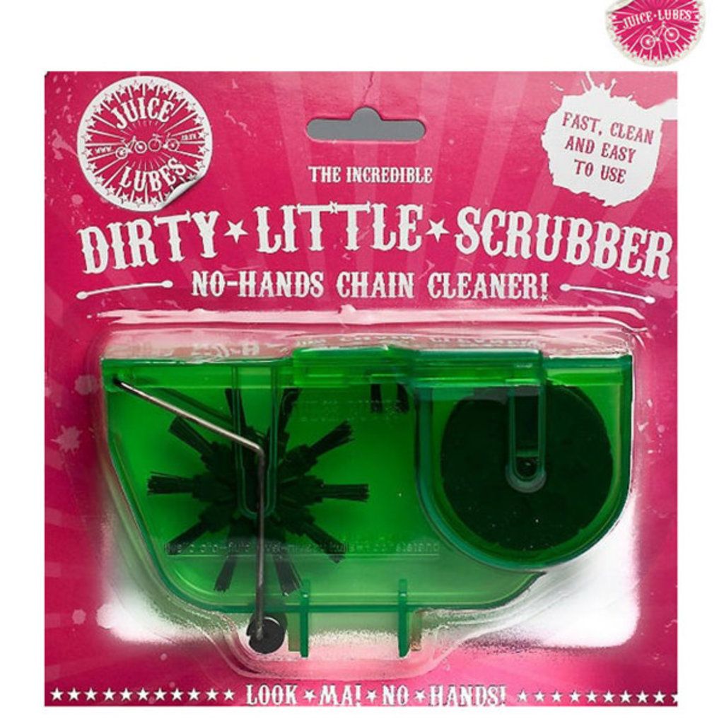 Juice Lubes Juice Lubes, The Dirty Little Scrubber, Chain Cleaning Tool, n/a