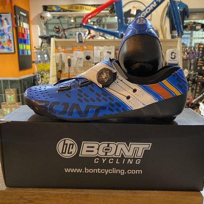 BONT Helix Road Cycling Shoe: Euro 44.5. RRP: £335