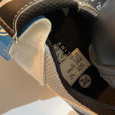 BONTRIOT TR + CYCLING SHOE PEARL WHITE / BLACK RRP: £140