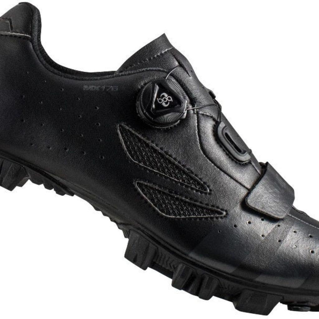 Lake Lake MX176 MTB Shoe Black/Grey 40