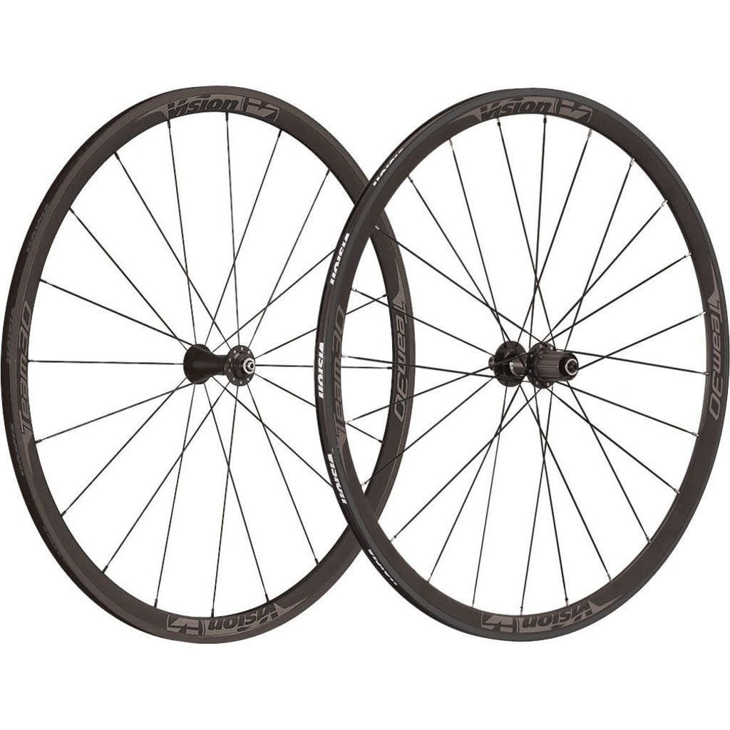 Vision Team 30 Wheelset Rim Brake Black