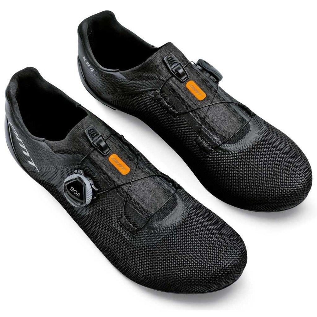 dmt DMT KR4 Black Road Shoe 46