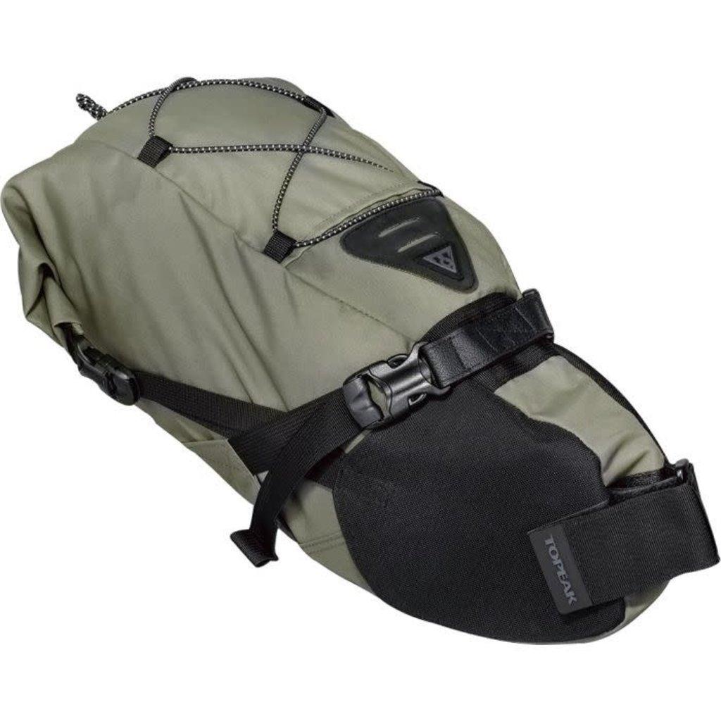 TOPEAK TOPEAK BACKLOADER BAG 10L Green