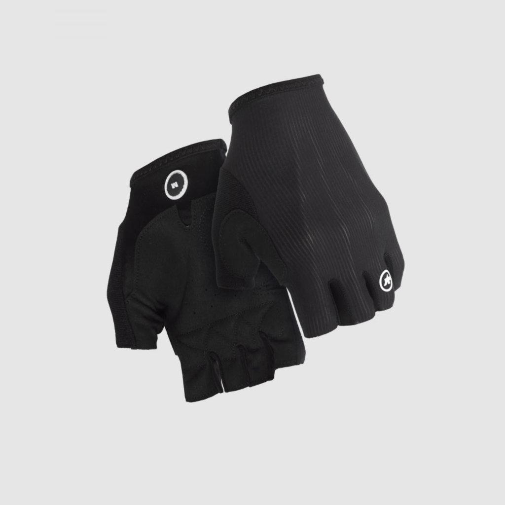 assos RS Aero SF Gloves , blackSeries, XL