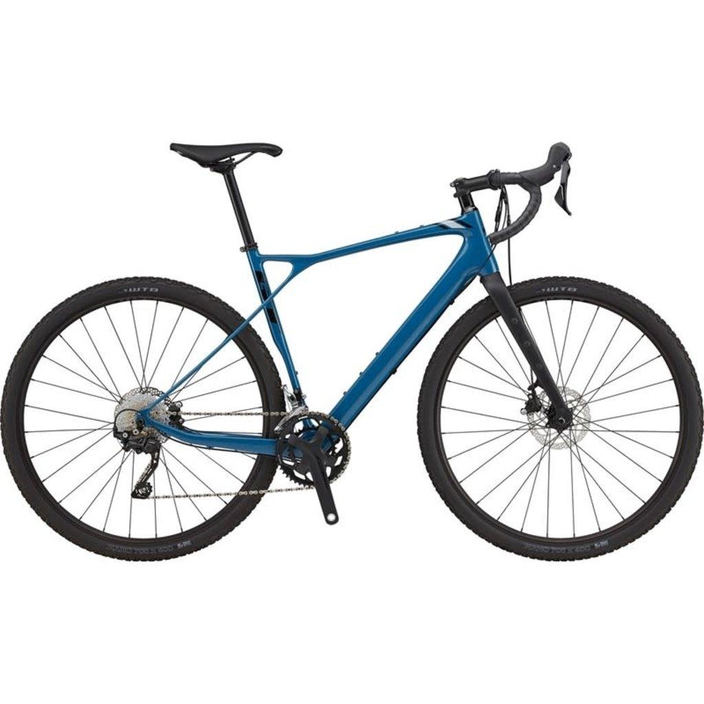 GT Garde Carbon Elite - Large - Blue - 2021