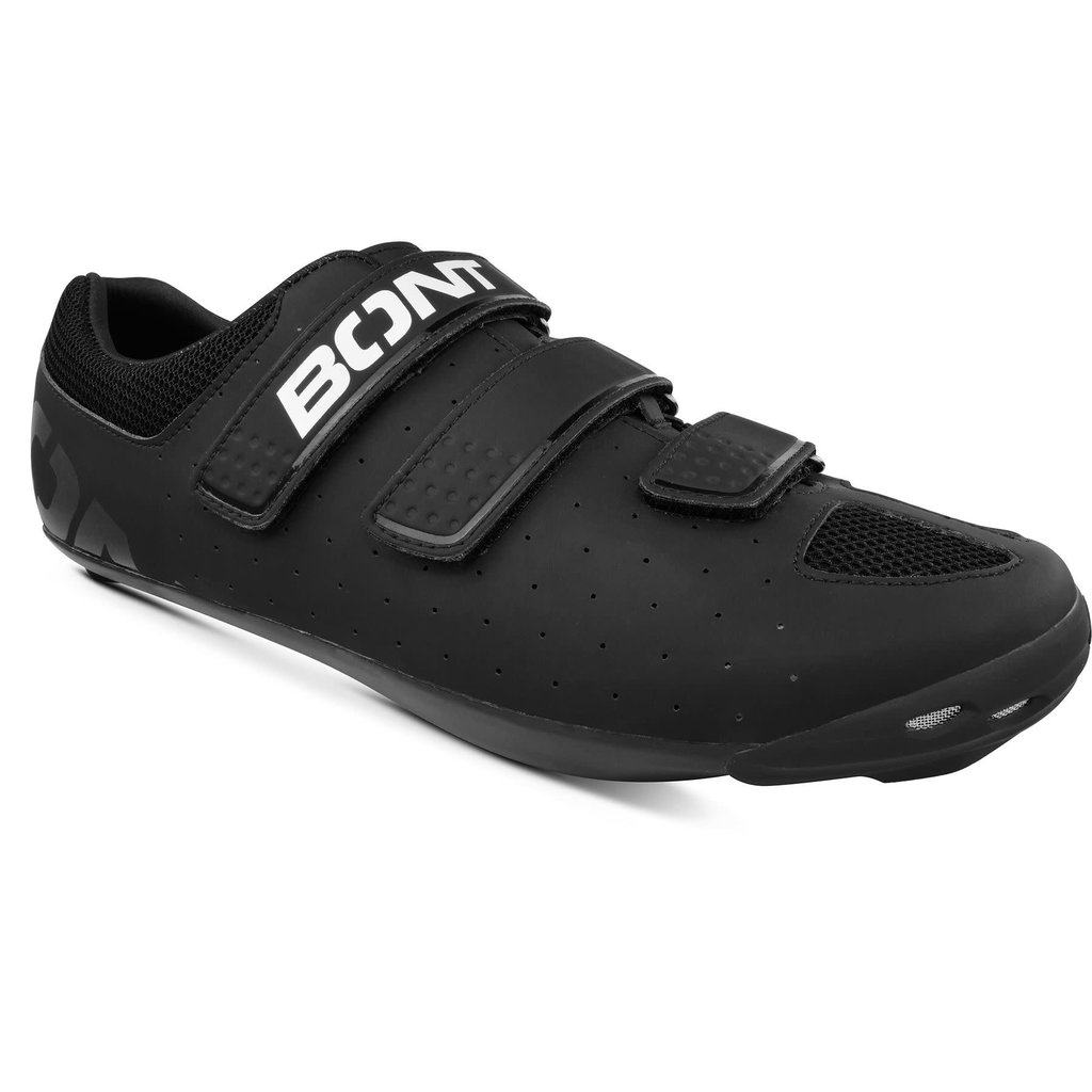 Bont Motion Road Velcro - Black - Size 46