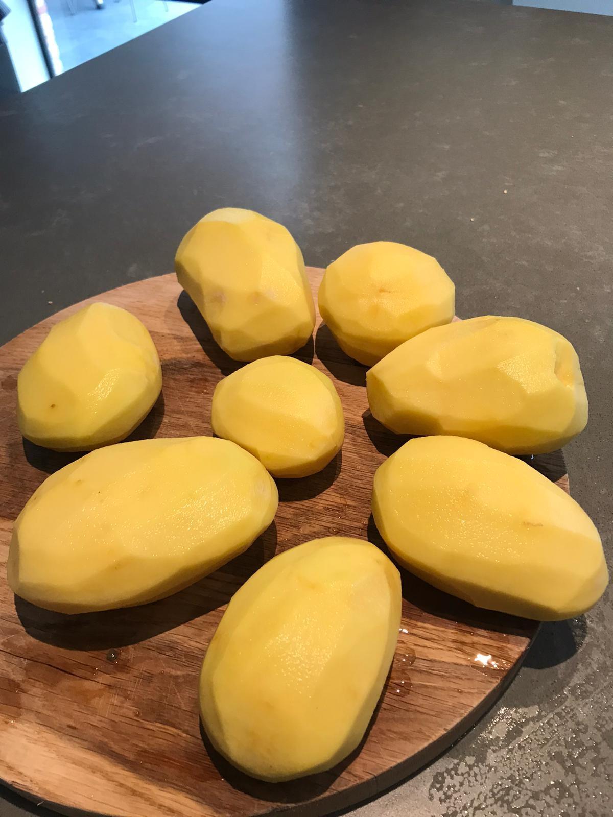 Agria aardappelen rechtstreeks van de boer