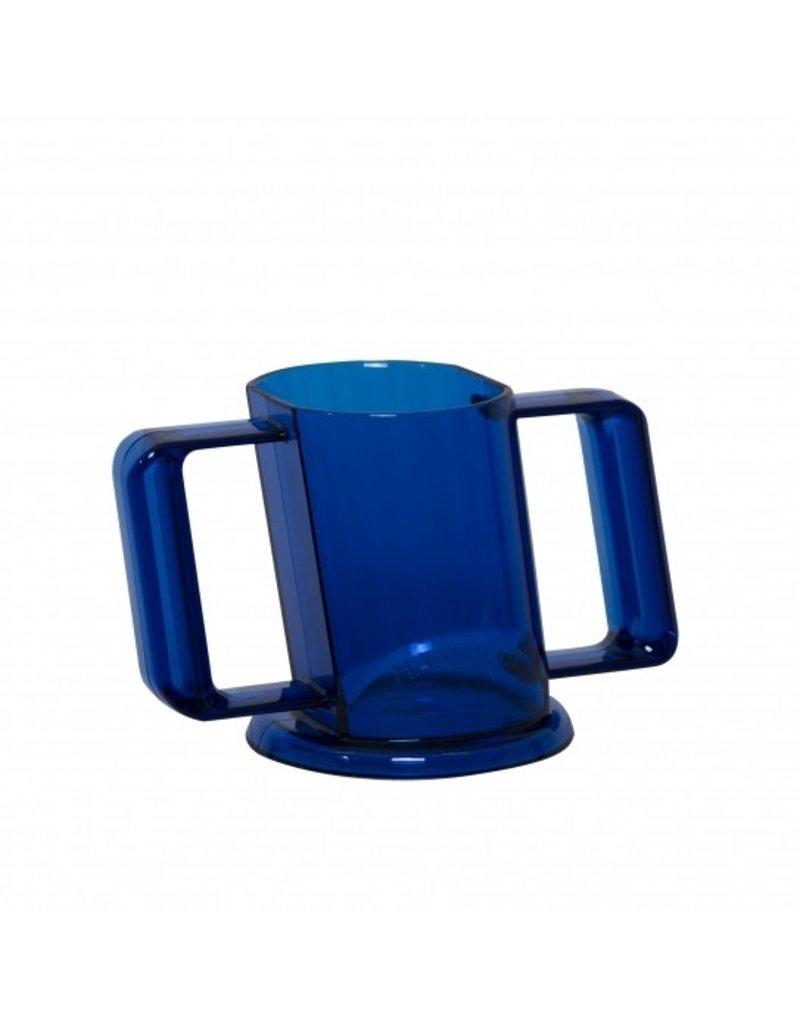 HandyCup met deksel - Blauw