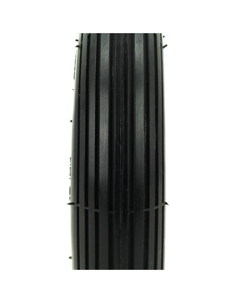 Buitenband 200X50 ZWART lijn