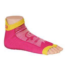 Sweakers Anti-slipsokken Kids roze Maat 23 - 26