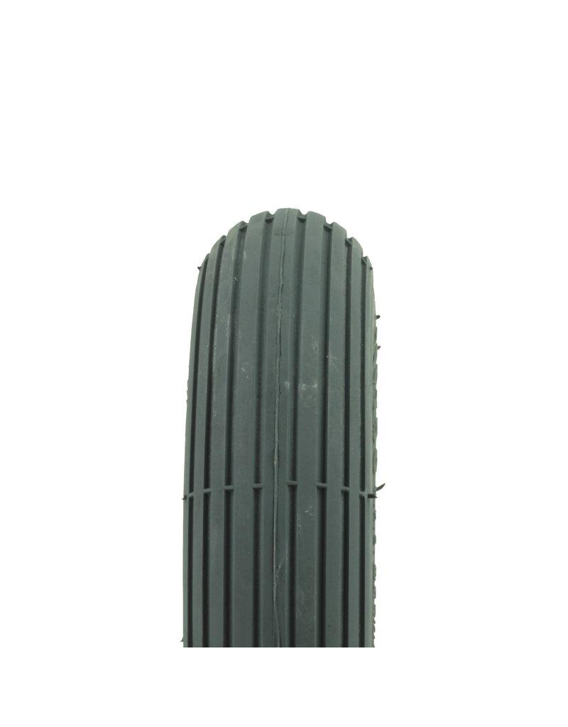 Buitenband 200X50 GRIJS lijn