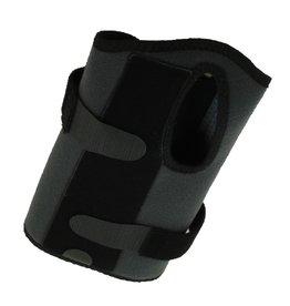Polsbrace Ligaflex Classic links 18cm - 20cm zwart