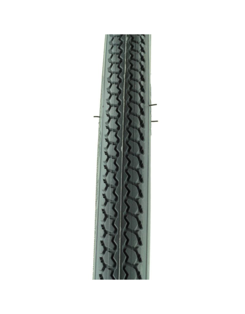 Buitenband 24X1 GRIJS blok