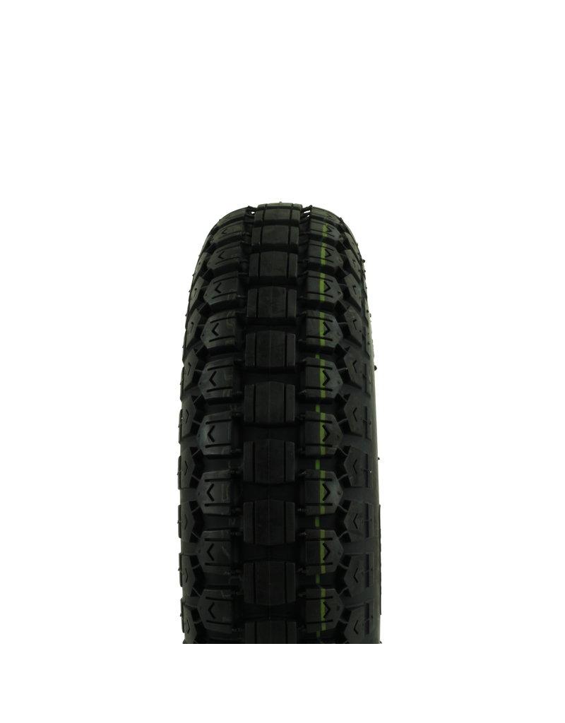 Buitenband 410/350-6 Zwart Noppen C168