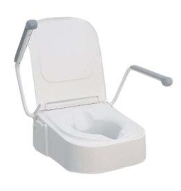 Toiletverhoger TSE150 met opklapbare armsteunen
