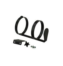 Zuurstoffleshouder Cilindrisch 127mm