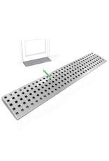 Drempelhulp modulair 2.4cm hoog Kit 0