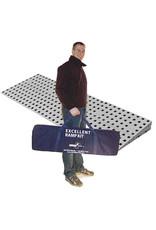 Drempelhulp modulair 4.2cm anti-slip met reistas