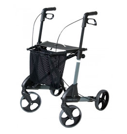 Rollator Topro Troja Classic Zilver - Extra Small