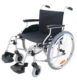 Ecotec rolstoel - trommelrem - 48 cm