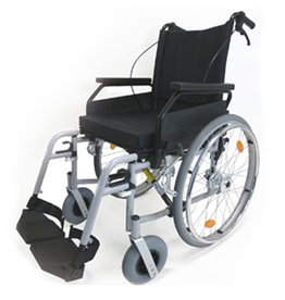 Rotec rolstoel - trommelrem - 45 cm