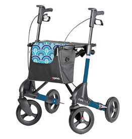 Rollator Topro Troja 2G-Blauw