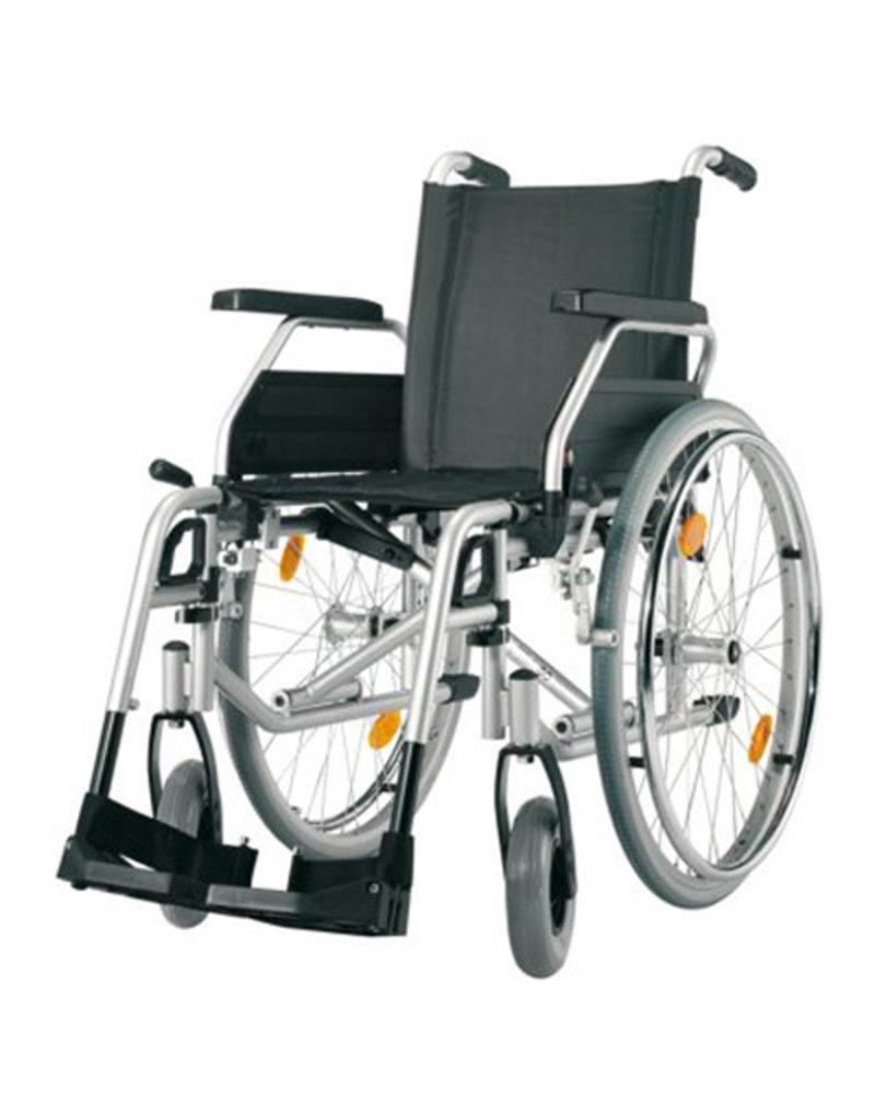 Freetec rolstoel - 43 cm