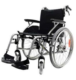 Litec rolstoel - trommelrem - 48 cm