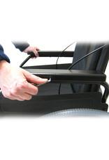 Freetec rolstoel - trommelrem - 38 cm