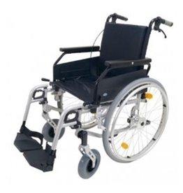 Freetec rolstoel - trommelrem - 48 cm