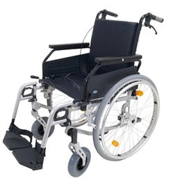 Freetec rolstoel - trommelrem - 54 cm