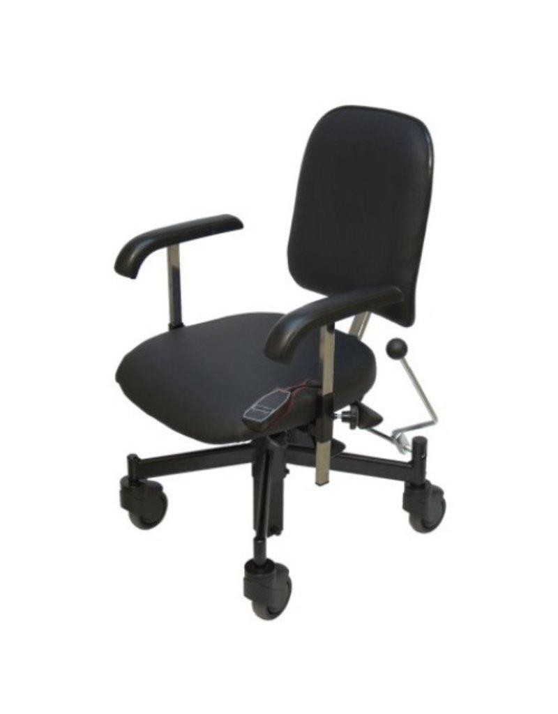 Trippelstoel Medross Mondo - Zwart - 45 cm - 76 cm