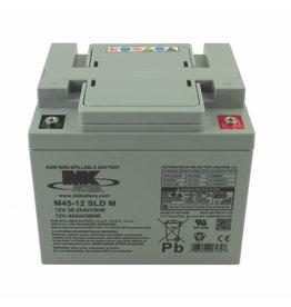 MK Battery's Accu AGM MK 12-45