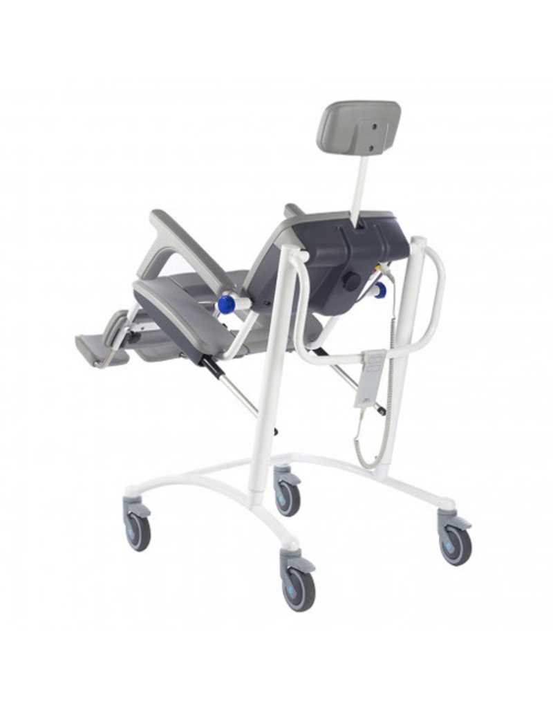 Douche/toiletstoel Up 135 elektrisch verstelbare hoog-laag e