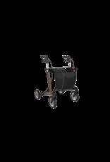 Lichtgewicht Rollator Server Comfort - Bruin